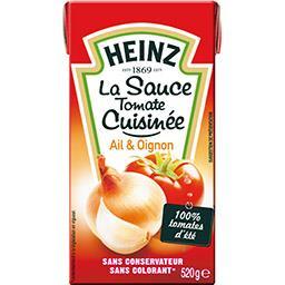 La Sauce Tomate Cuisinée ail & oignon