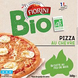 Pizza au chèvre BIO