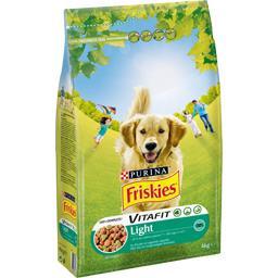 Croquettes Vitafit Light poulet légumes pour chiens ...