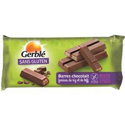 Sans Gluten - Barres Chocolait