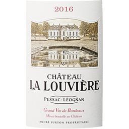 Pessac-Léognan Château La Louvière vin Rouge 2016