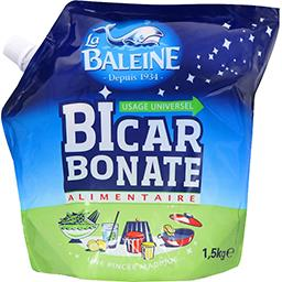 Bicarbonate alimentaire usage universel