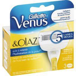 Vénus - Lames de rasoir Olaz