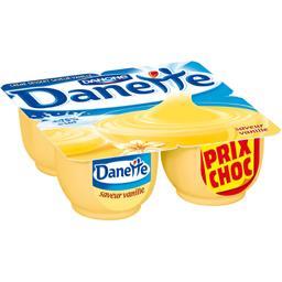 Danette - Crème dessert saveur vanille