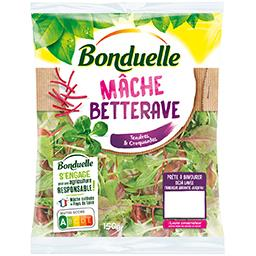 Mâche & betterave