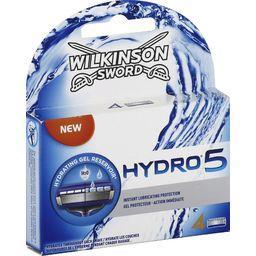 Lames de rasoir Hydro 5 4 lames