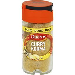 Curry Korma doux force 2
