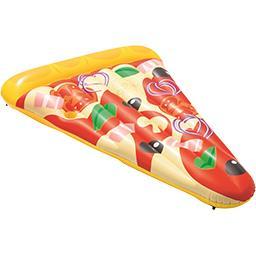 Matelas pneumatique soirée pizza 1,88mx1,30m