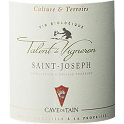 Saint Joseph Talent de Vignerons vin Rouge 2016