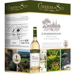 Chardonnay vin blanc IGP