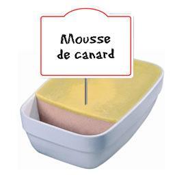 Mousse de CANARD