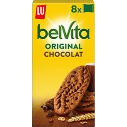 Belvita Petit Déjeuner - Biscuits 5 céréales complèt...