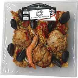 Paëlla poulet & fruits de mer
