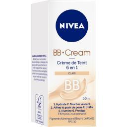 Essentials - Soin de jour BB hydratation + éclat cla...