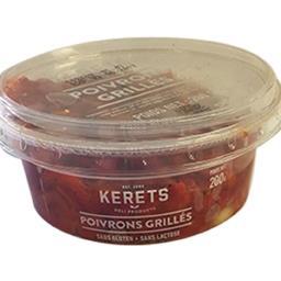 Premium poivrons grillés