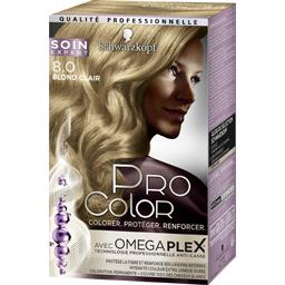Pro Color - Coloration Blond Clair 8.00