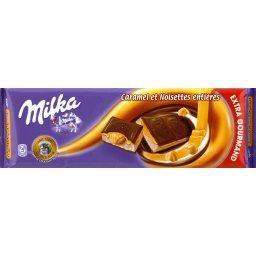 Chocolat caramel et noisettes