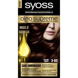Oleo Supreme - Coloration permanente acajou subtil 3-82