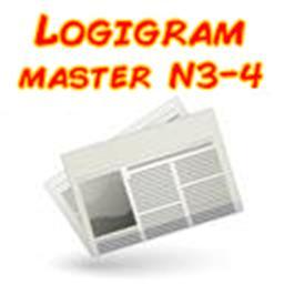 Logigram master niveau 3/4