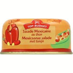 Salade Mexicaine au thon
