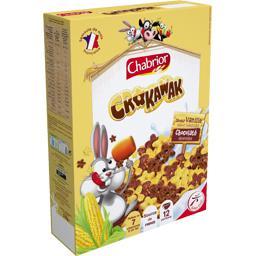 Céréales Crokawak saveur vanille chocolaté