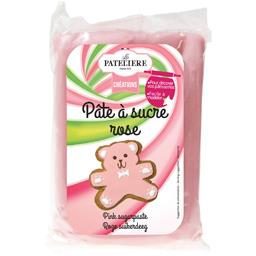Créations - Pâte à sucre rose