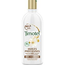 Après-shampooing Huiles Précieuse cheveux secs et te...