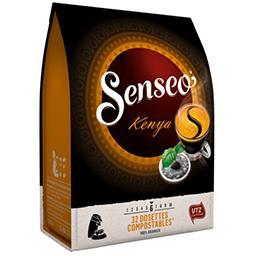 Dosettes de café Kenya