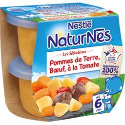 Les Sélections - Pommes de terre bœuf tomate, dès 6 ...