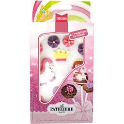 La Patelière Créations - Kit princesse en sucre la boite de 17 g