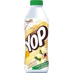 Yop - Yaourt à boire parfum vanille