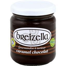 Gourmandise à tartiner caramel chocolat