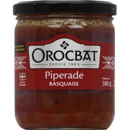 Orocbat Piperade basquaise la boite de 380 g