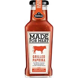 Made For Meat - Sauce Grilled paprika