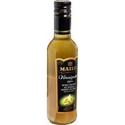 Vinaigrette légère huile infusée au basilic miel et ...