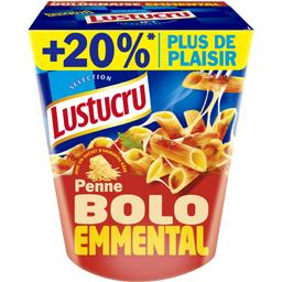 Penne Bolo Emmental