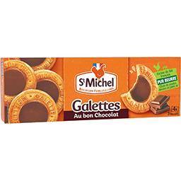 Galettes au bon chocolat