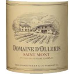 Saint Mont, vin rouge