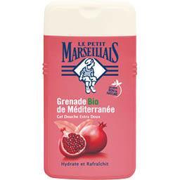 Gel douche extra doux Grenade de Méditerranée