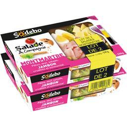 Sodeb'O Salade & Compagnie - Salade Montmartre