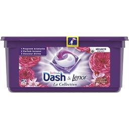 Dash Lessive 3en1 Pods Coup de Foudre