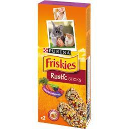 Sticks Rustic fruits & légumes pour mammifères