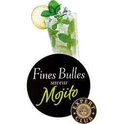 Fines Bulles saveur Mojito