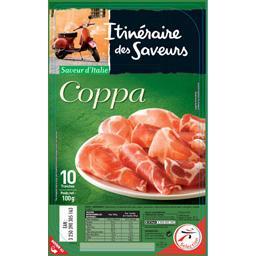 Coppa - Saveur d'Italie