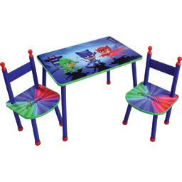 Ensemble table rectangulaire + chaises