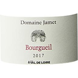 Bourgueil Vieilles Vignes - Domaine Jamet vin Rouge 2017