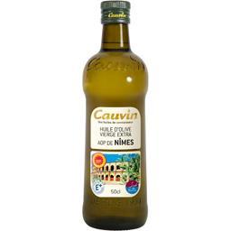 Cauvin Huile d'olive vierge extra AOP de Nîmes la bouteille de 50 cl