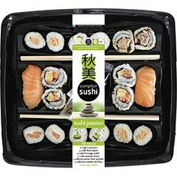 Coffret sushi passion