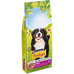 Croquettes Vitafit Maxi au bœuf pour chiens