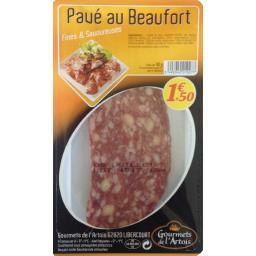 Pavé au Beaufort